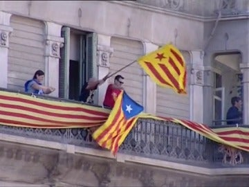 Semana de protestas en Cataluña