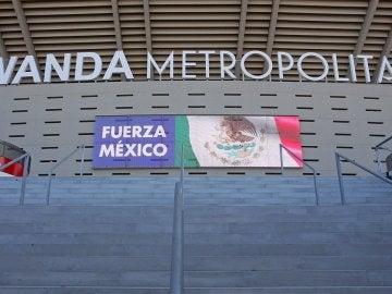 Mensaje del Atlético para México