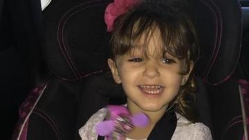 La pequeña Nelly murió accidentamente de un disparo