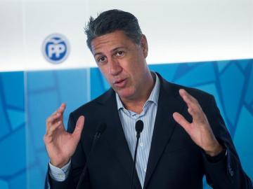 El líder del PPC, Xavier García Albiol
