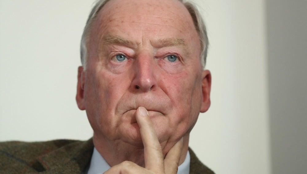 El ultraderechista alemán Alexander Gauland