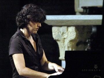 La pianista española Rosa Torres-Pardo