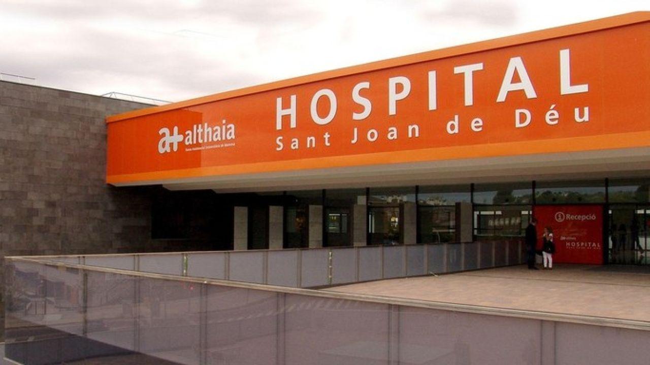 Hospital Sant Joan de Déu de Manresa