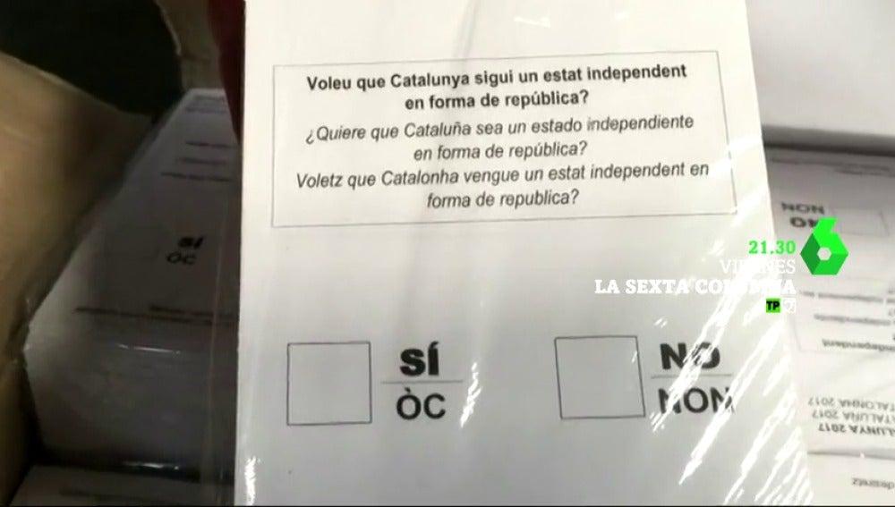 ¿Habrá urnas el 1 de octubre? ¿Hacia dónde camina Cataluña? Este viernes en laSexta Columna