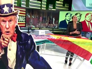 Las relaciones de España con EEUU: de la sumisión de Franco a la rebelión contra la OTAN y el amor Aznar-Bush