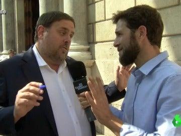 Oriol Junqueras y Gonzo