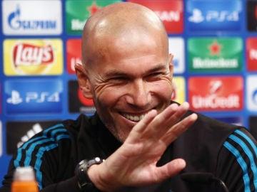 Zidane quiere recuperar la confianza (26/09/2017)