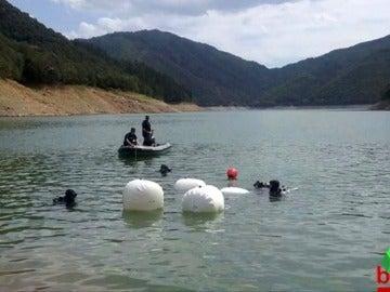 Hallan dos cadáveres en el pantano de Susqueda, la zona donde se buscaba a los dos jóvenes desaparecidos