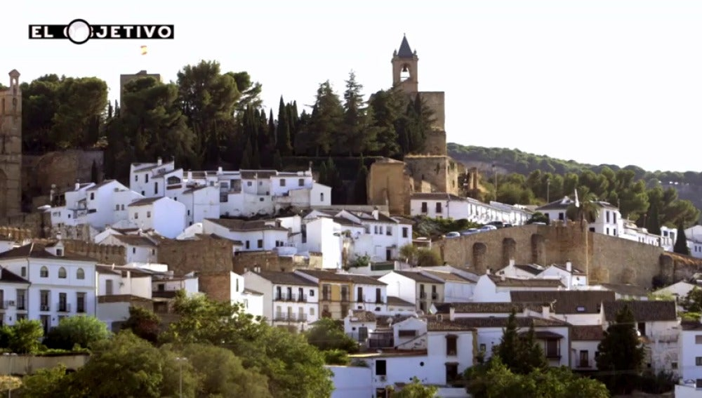 El Objetivo se desplaza a Antequera para conocer la situación de varios familias de refugiados