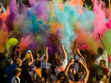 Aunque te parezcan que son demasiados los nombres de colores que existen, quedan millones por bautizar