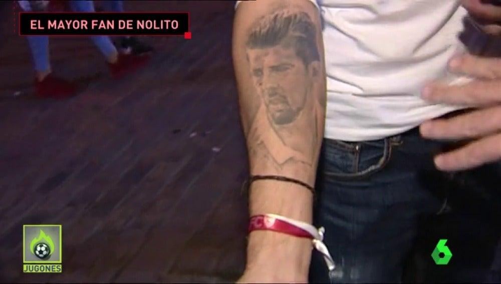 """Así se vivió el regreso de Nolito tras estar lesionado: """"A él solo le ha interesado jugar al fútbol"""""""