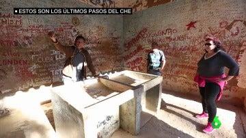 El Che Guevara fue expuesto aún con la sangre caliente tras ser ejecutado a tiros: ¿quién dio el chivatazo?