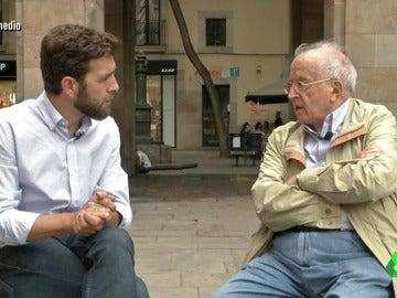 """José Martí Gómez aprovecha """"la seriedad y audiencia de El Intermedio"""" para ofecrese de asesor sobre Cataluña al ministro del Interior: """"Lo haría mejor"""""""