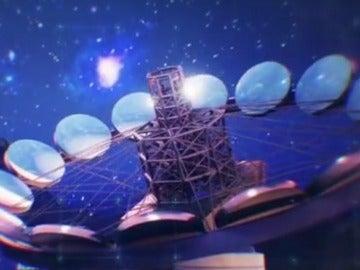 El telescopio ExoLife Finder