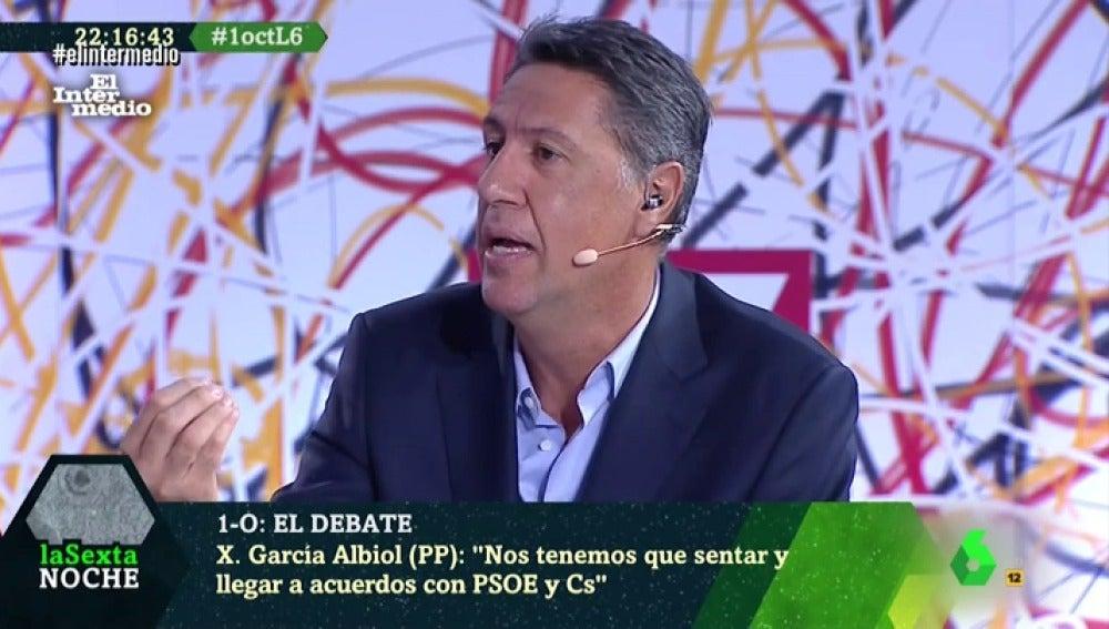 Xavier García Albiol cantando flamenco, vídeo manipulado