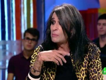 Mario Vaquerizo, en Zapeando