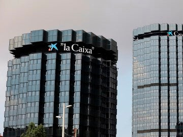 Sede de Caixabank en Barcelona