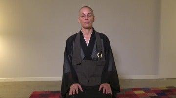 Una monja zen defiende que el silencio es el antídoto a la locura colectiva