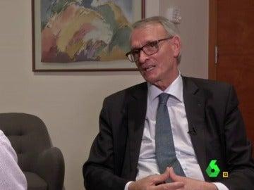 Antón Costas, catedrático en Economía