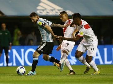 Argentina y Perú, con opciones de estar en Rusia