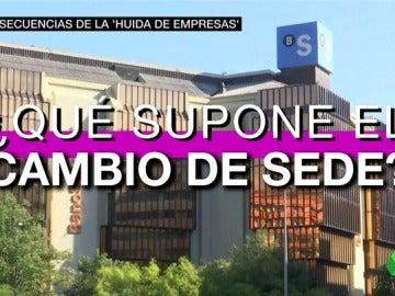 ¿Qué supone la 'huida' de empresas catalanas?, ¿recortarán plantilla?, ¿habrá boicot?... Estas son las consecuencias