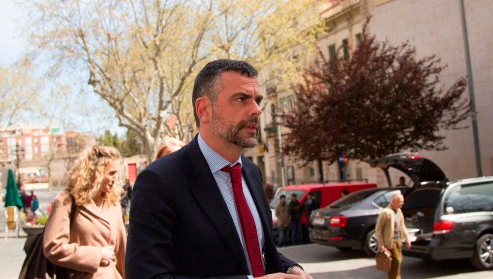 Santi Vila, conseller de Empresa