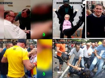 Los bulos sobre Cataluña