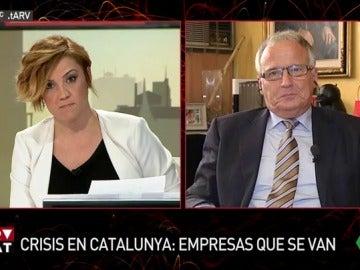 El presidente de la Asociación Empresaris de Catalunya, Josep Bou
