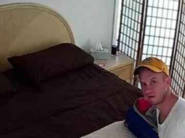 Cámaras en los dormitorios de Airbnb