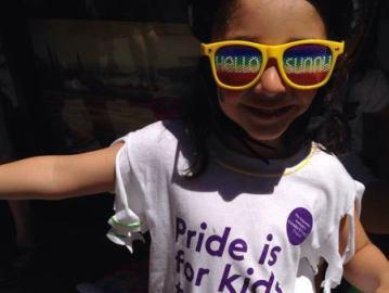 Sophía, la niña trans que ha hecho historia en México