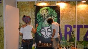 Spannabis, feria de cannabis en Madrid
