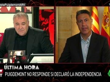 """Albiol: """"La inmensa mayoría de catalanes ve que la responsabilidad del Gobierno es infinita, pero llega un momento en que se tiene que decidir"""""""