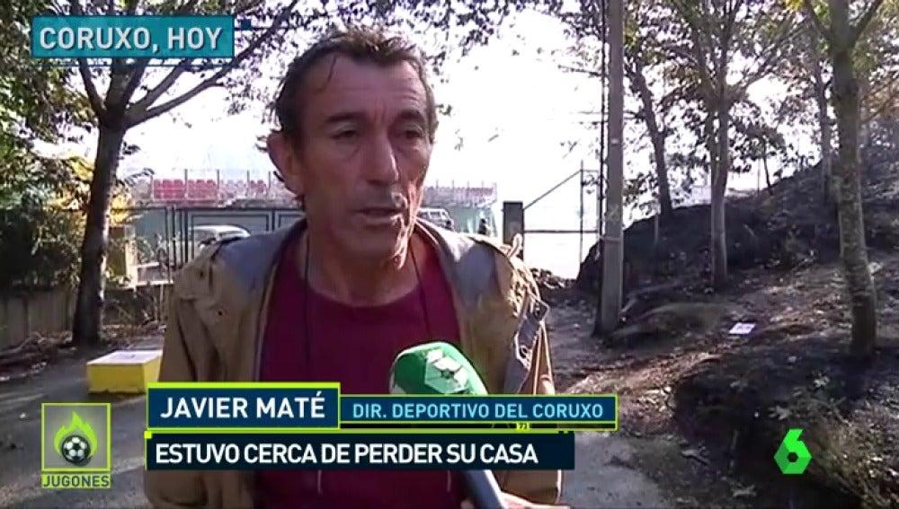 LA SEXTA TV   Temas de actualidad   Coruxo