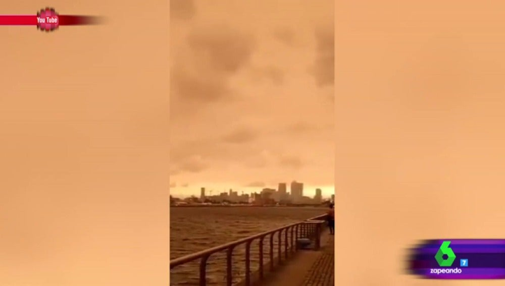 Humo en Londres
