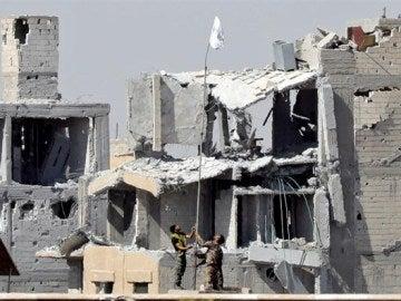 El FDS toma Raqqa