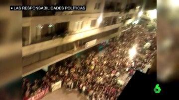 Miles de personas exigen responsabilidades al Gobierno y a la Xunta tras los incendios en Galicia