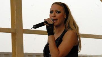 La cantante Kaya Jones en una imagen de archivo