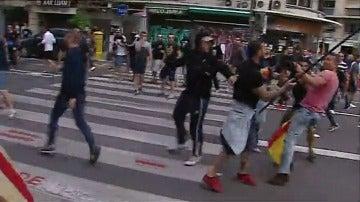 """Tres detenidos más elevan a 12 los arrestos de """"ultras"""" por el 9 de Octubre"""