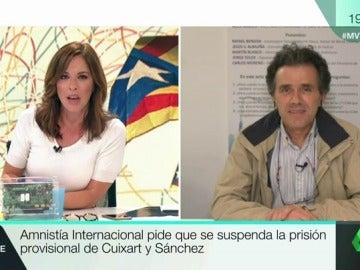 """Alex Ramos: """"La sociedad catalana ya está fracturada. Ellos la han fracturado"""""""