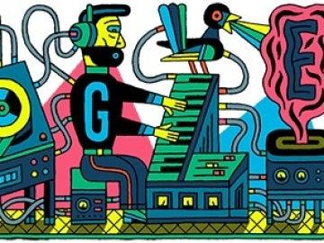 Google conmemora el 66 aniversario de la creación del primer estudio de música electrónica