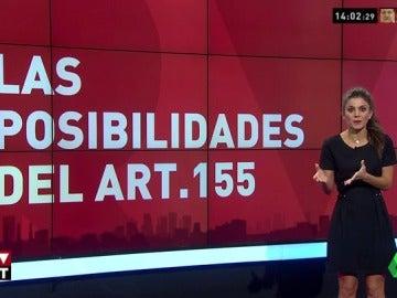 Dirigir las consellerias de Cataluña desde Madrid y otras posibilidades que ofrece la aplicación del artículo 155