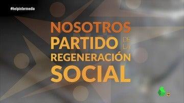 Nosotros partido de la regeneración social