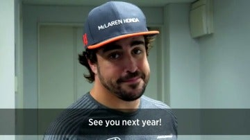 'Lecciones de español': El genial vídeo de McLaren para anunciar la renovación de Fernando Alonso