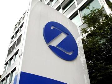 El logotipo de la aseguradora Zurich Financial Services