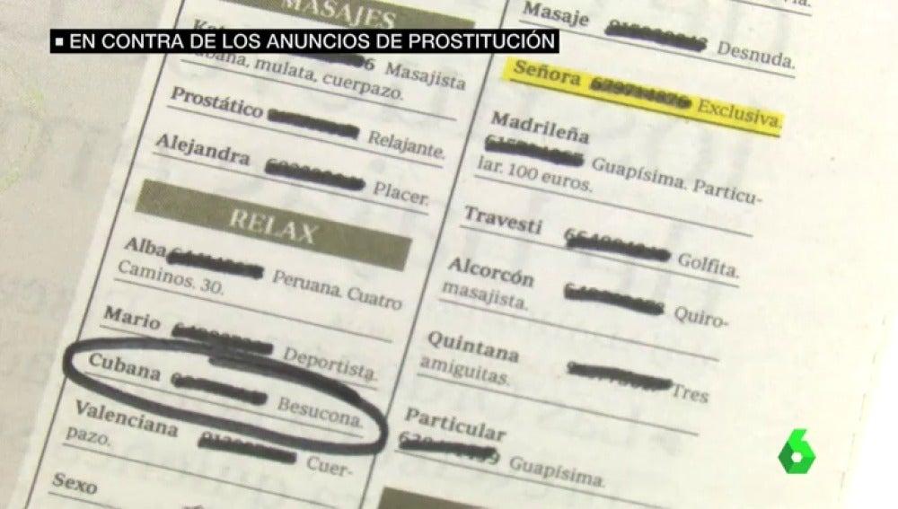 menores prostitutas prostitutas madrid anuncios