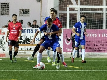 Formentera y Athletic se enfrentan en dieciseisavos de la Copa del Rey