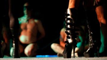 Sesión con una dominatrix