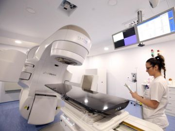 Acelerador oncológico