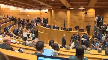 Imagen del pleno del Senado