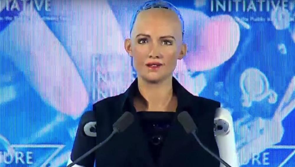 Sophia, el androide